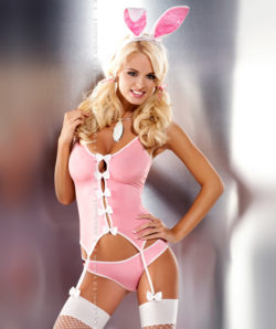 Sexy Bunny Suit