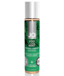 H2O Gleitgel 30ml - Cool Mint